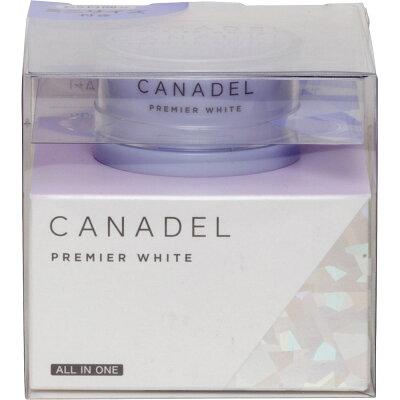 CANADEL プレミアホワイト 58g +ミニ10g付きセット