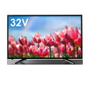 simplus テレビ 32V Wチューナー内蔵 3波 ハイビジョン液晶テレビ SP-32TV03PD