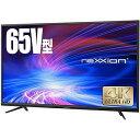 ワイルドカード neXXion 4K対応液晶テレビ FT-K6520B 64.5インチ