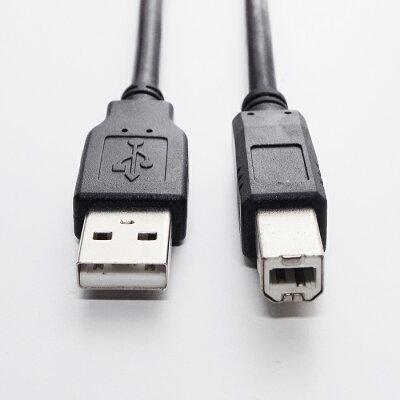 ウルマックス USBケーブル 1.5m USB2.0 ブラック UL-CAPC006