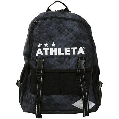 サッカー ATHLETA アスレタ ジュニアバックパック 約24L W32×H45×D16cm フットサル ath-19ss