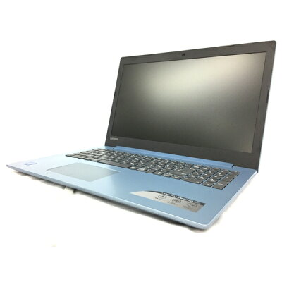 LENOVO 15.6型ノートPCLenovo ideapad 320 80XR00F5JP デニムブルー