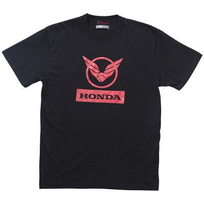 HONDA RIDING GEAR ホンダ ライディングギア HONDA ボックスロゴTシャツ サイズ:L