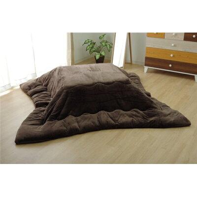イケヒコ 17フランIT 正方形/ブラウン/掛布団サイズ:185×185cm