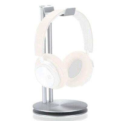 ジャストモバイル HeadStand Deluxe Headphone Stand シルバー JM10298(1コ)
