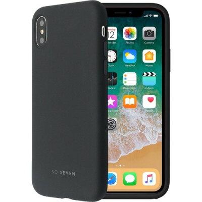 ROA iPhone XS 5.8インチ用 SO SEVEN PREMIUM CASE SMOOTHIE