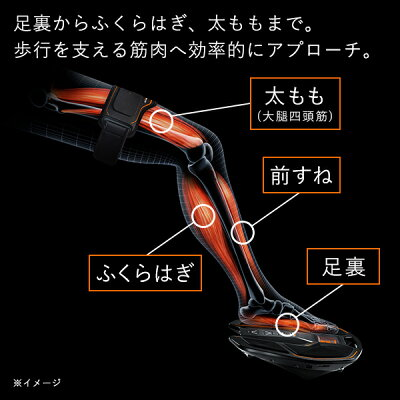 MTG トレーニングギア SIXPAD FOOT FIT PLUS
