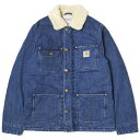 カーハート カバーオール CARHARTT WIP Phoenix Coat BLUE DARK STONE WASHED ブルーダークストーンウォッシュ I020406