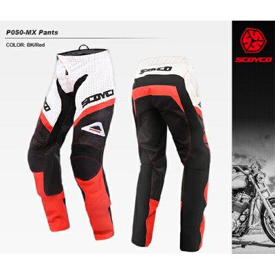 Nプロジェクト SCOYCO P050 BK/Red L P050/BK/Red/L