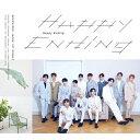 Happy Ending(初回限定盤B)/CDシングル(12cm)/XQNJ-91005