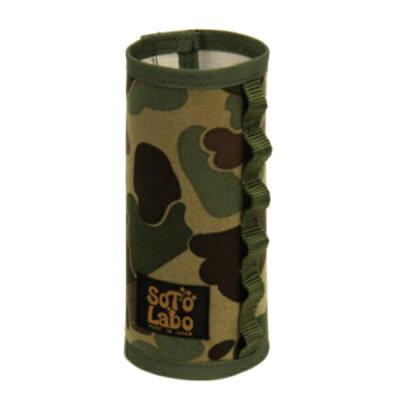 SotoLabo ソトラボ ガスカートリッジカバー Gas cartridge wear / Hunter Camo CB BBQ  GLIL  FUNI  FZAK