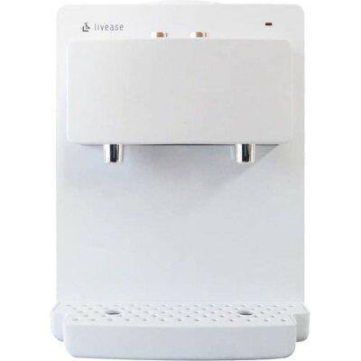 ペットボトル式コンパクトウォーターサーバー ホワイト(1台)