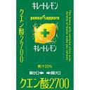 ポッカサッポロフード&ビバレッジ キレートクエン酸2700ゼリー165g