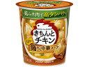 ポッカサッポロフード&ビバレッジ きちんとチキン鶏だし中華スープカップ