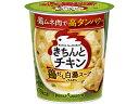ポッカサッポロフード&ビバレッジ きちんとチキン鶏だし白湯スープカップ