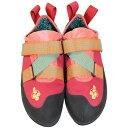 浅草クライミング kagami/red/  171101レッド ブーツ