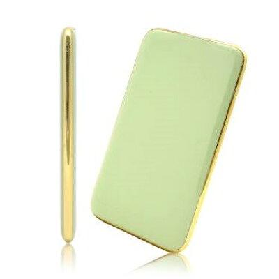 モバイルバッテリー 4000mAh コンパクトスマホ充電器 MP032GN