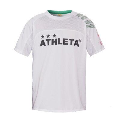 サッカーウェア アスレタ ATHLETA カラープラクティスシャツ プラシャツ フットサル ath-19ss