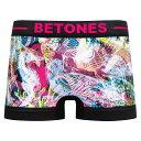 BETONES/ビトーンズTRICO4 PINK/トリコ ピンク メンズ ボクサー パンツ