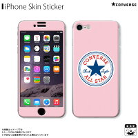 ZN 0090 IP07 PINK iPhone8/7対応 iPhoneケース CONVERSE コンバース Gizmobies ギズモビーズ PINK