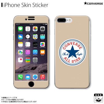 ZN 0090 IP7P NUDI iPhone8Plus/7Plus対応 iPhoneケース CONVERSE コンバース Gizmobies ギズモビーズ BEIGE
