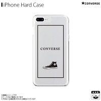 アイフォンケース iPhoneケース CONVERSE コンバース iPhone8Plus iPhone7Plus iPhone6sPlus iPhone6Plus クリアケース  LOGO