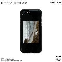 アイフォンケース iPhoneケース CONVERSE コンバース iPhone8 iPhone7 iPhone6s iPhone6 ハードケース Surf Life Black