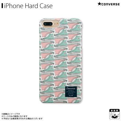 アイフォンケース iPhoneケース CONVERSE コンバース iPhone8Plus iPhone7Plus iPhone6sPlus iPhone6Plus ハードケース pastel shoes