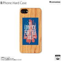 アイフォンケース iPhoneケース CONVERSE コンバース iPhone8 iPhone7 iPhone6s iPhone6 ウッドケース paints blue