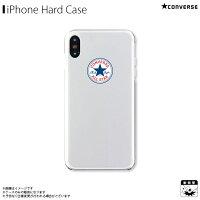 アイフォンケース iPhoneケース CONVERSE コンバース iPhoneXS iPhoneX クリアケース LOGO R