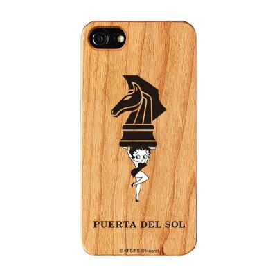 Gizmobies iPhoneケース PUERTA DEL SOL Betty Boop