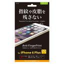 オーセラス販売 iPhone6 Plus 5.5インチ 保護フィルム 防指紋 SW-6P02 グッズ