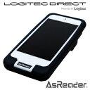 AsReader RFID iPhone6用 Black ASX-630R-B iPhone6/6sに装着して利用できるケース型RFIDリーダー/ライター