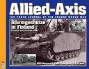 アライド-アクシズ No.32 フィンランドに於けるドイツ突撃砲とM20戦車トランスポーター 書籍 アンパーサンドパブリシング