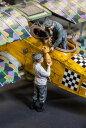 1/48 ドイツ空軍整備兵と航空爆弾セット コッパーステートモデル