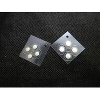 3DS専用 ABXY / 方向 十字 ボタン ダイヤフラムスイッチフィルム