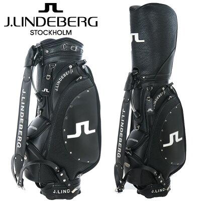 Jリンドバーグ/J.LINDEBERG JLキャディバッグ 17LS 073-15500-019 /2017年モデル