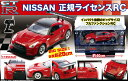 RC 1/16 NISSAN GT-R GT3 レッド