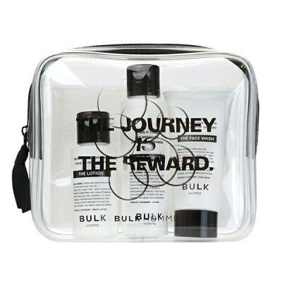 BULKHOMME THE TRAVEL SET FOR FACE CARE フェイスケアトラベルセット