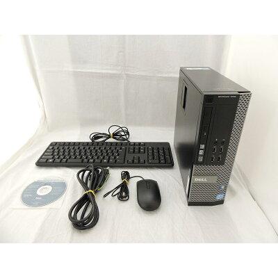 高速 第3世代 Core i5 搭載 4GB/500GB/DVDマルチ DELL optiplex 7010 SF