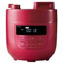 シロカ 電気圧力鍋 sp-d131(rd)(1台)