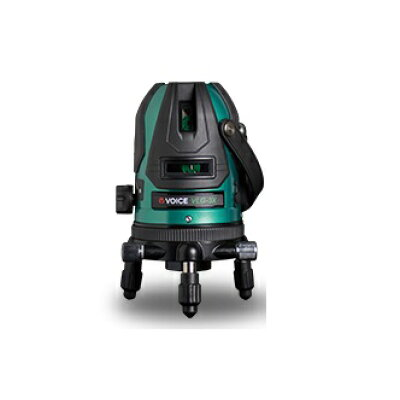 VOICE 3ライン グリーンレーザー墨出し器 VLG-3X