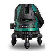 VOICE 2ライン グリーンレーザー墨出し器 VLG-2X