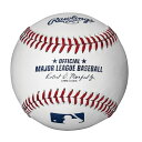 Rawlings ローリングス 野球 硬式球 MLB 試合球 ROMLB6