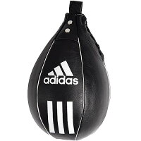 アディダス/adidas Speed Striking Ball Leather 'American style' ブラック 18×25cm ADIBAC091