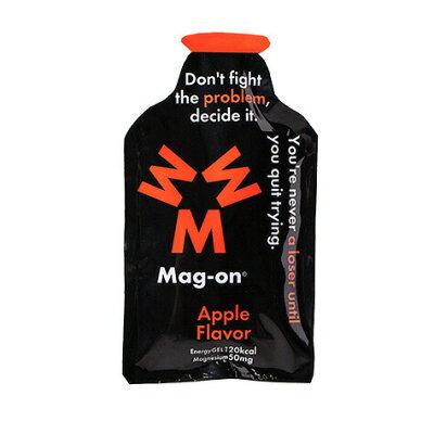 Mag-on マグオン エナジージェル アップル水溶性マグネシウム/サプリメント/アスリート