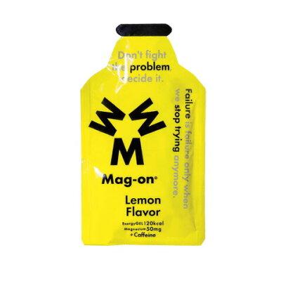 Mag-on マグオン レモンフレーバー エナジージェル TW210178
