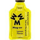 Mag-on(マグ・オン) マグネシウムチャージサプリメント エナジージェル レモンフレーバー 12個入