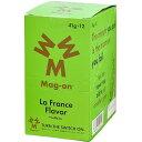 Mag-on(マグ・オン) マグネシウムチャージサプリメント エナジージェル ラフランスフレーバー 12個入