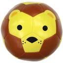 SFIDA/スフィーダ BSFZOOB-2 SFIDA クッションボール Football Zoo Baby ライオン
